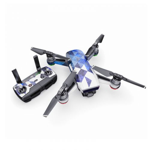 Collapse DJI Spark Skin