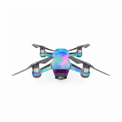 Electrify Ice Blue DJI Spark Skin