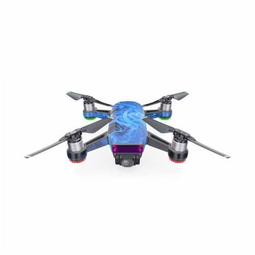 Blue Quantum Waves DJI Spark Skin