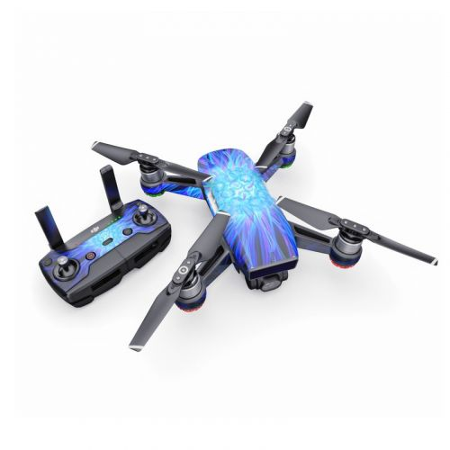 Something Blue DJI Spark Skin