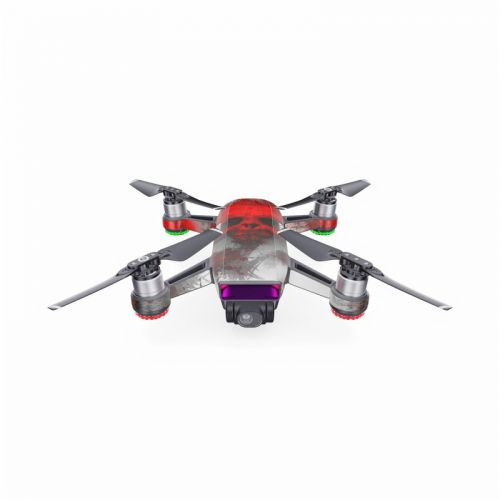 War Light DJI Spark Skin