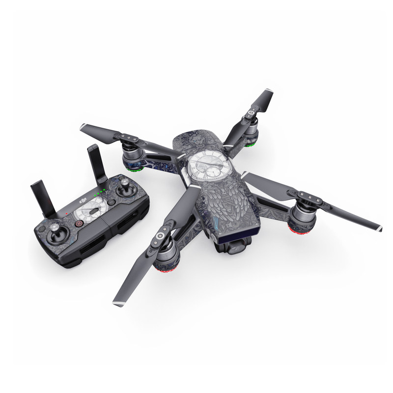 Time Travel DJI Spark Skin