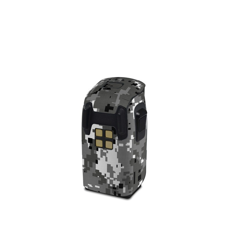 Digital Urban Camo DJI Spark Battery Skin