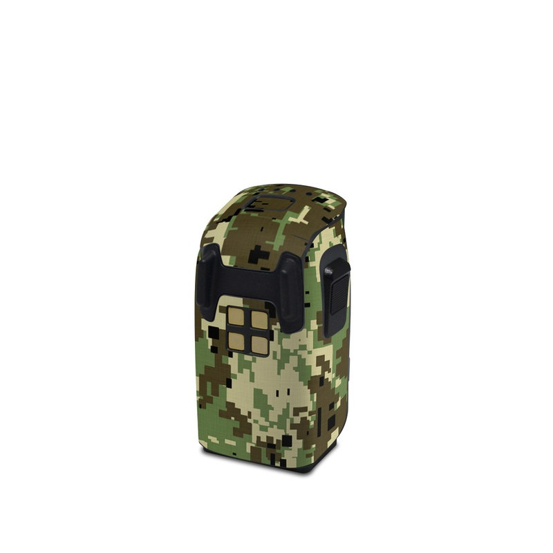 DJI Spark Battery Skin design of Military camouflage, Pattern, Camouflage, Green, Uniform, Clothing, Design, Military uniform with black, gray, green colors