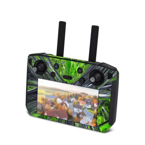 Emerald Abstract DJI Smart Controller Skin