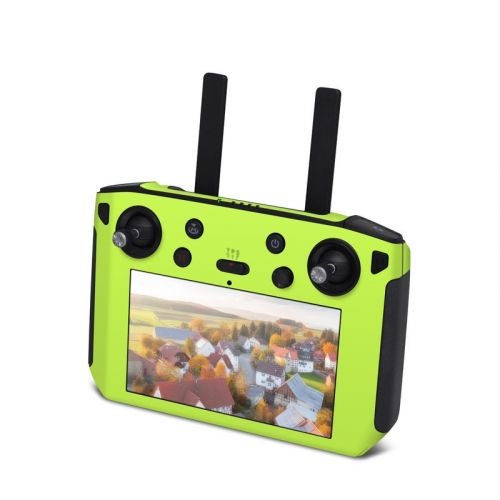 Solid State Lime DJI Smart Controller Skin