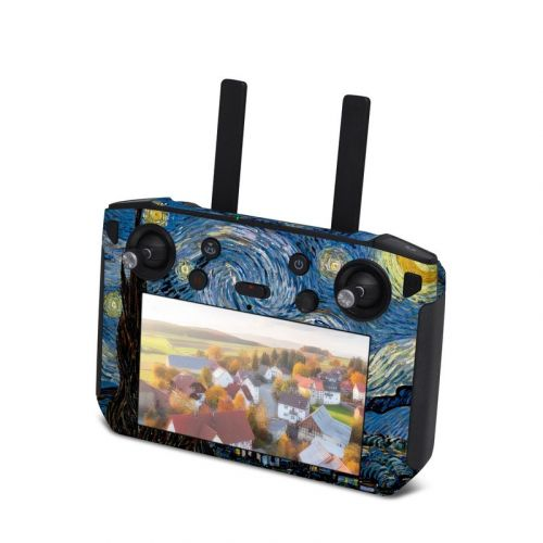 Starry Night DJI Smart Controller Skin