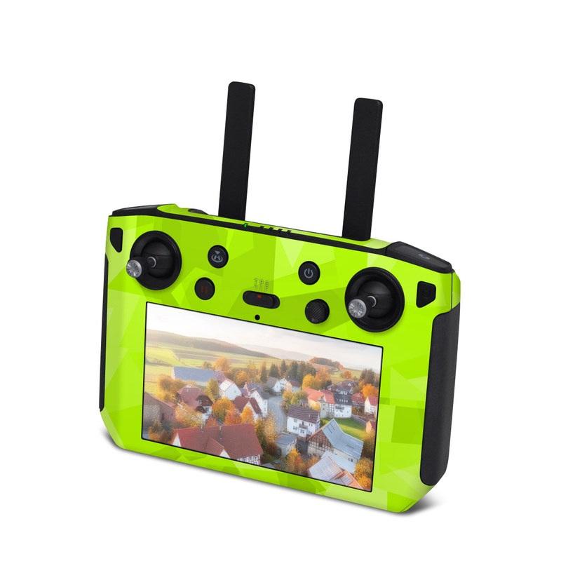 DJI Smart Controller Skin design with green colors