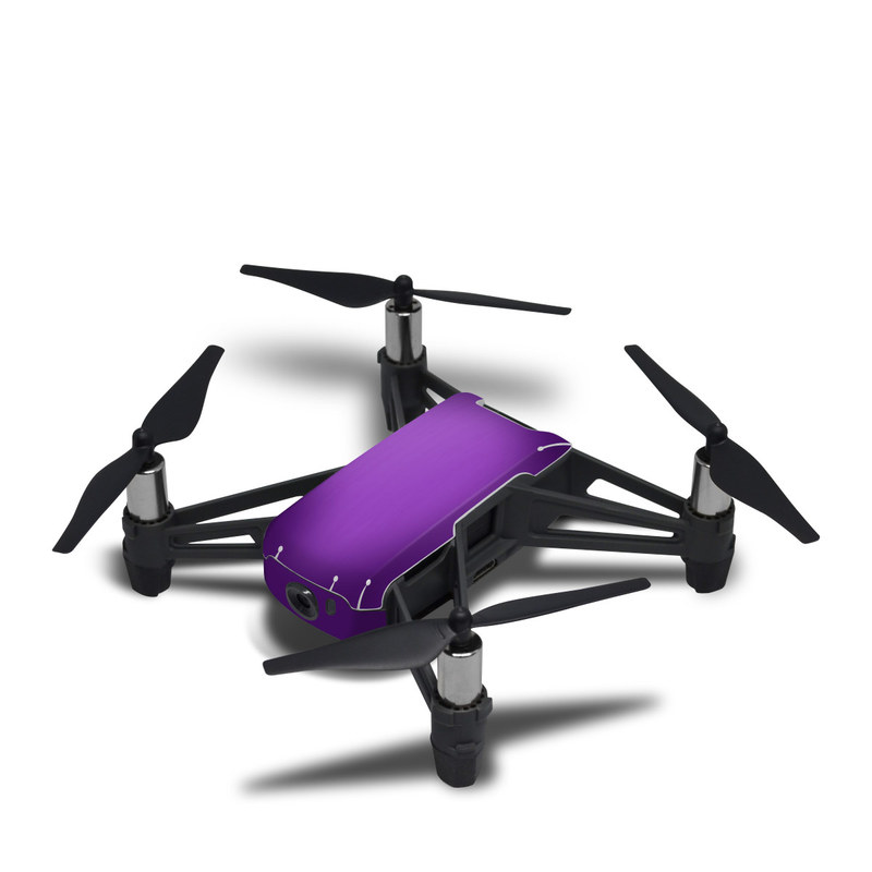 DJI Tello Skin design of Violet, Purple, Lilac, Pink, Magenta, Wallpaper with black, purple, blue colors