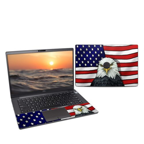 American Eagle Dell Latitude 7400 Skin
