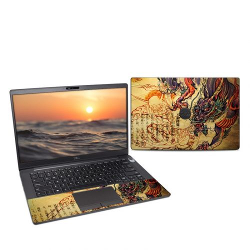 Dragon Legend Dell Latitude 7400 Skin