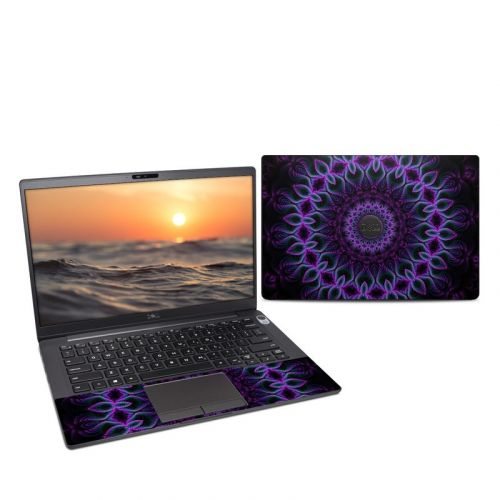 Silence In An Infinite Moment Dell Latitude 7400 Skin
