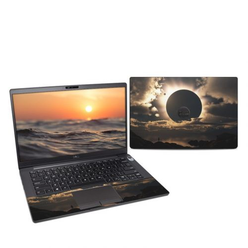 Moon Shadow Dell Latitude 7400 Skin