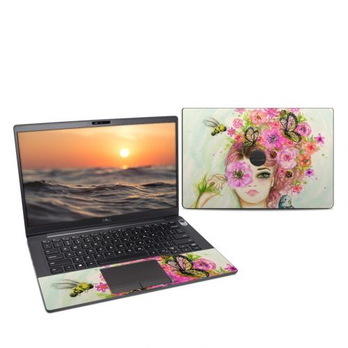 Spring is Here Dell Latitude 7400 Skin