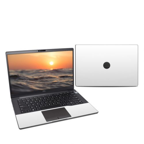 Solid State White Dell Latitude 7400 Skin