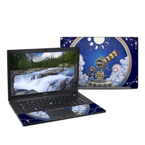 Lady Astrology Dell Latitude 7490 Skin