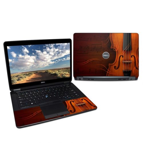 Violin Dell Latitude E7450 Skin
