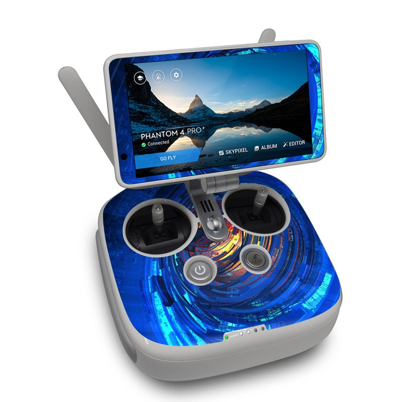 Clockwork DJI Phantom 4 Pro Plus Controller Skin