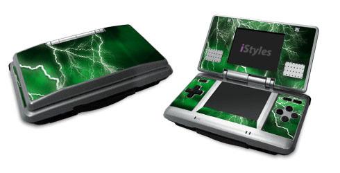 Apocalypse Green Nintendo DS Skin