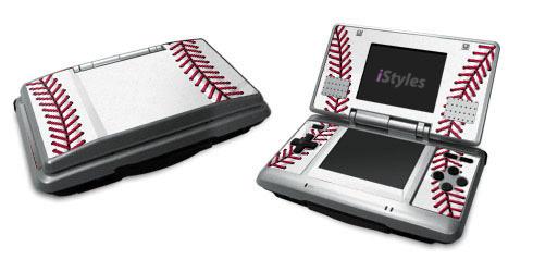Baseball Nintendo DS Skin