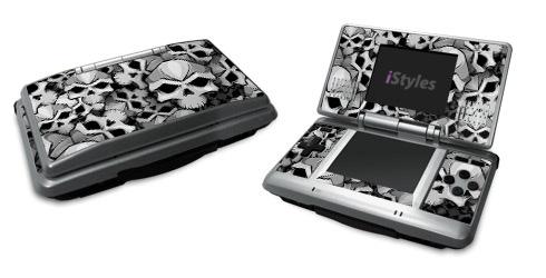 Bones Nintendo DS Skin