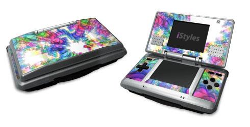 Flashback Nintendo DS Skin