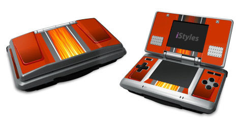 Hot Rod Nintendo DS Skin