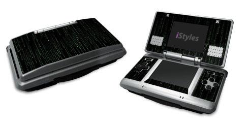 Matrix Style Nintendo DS Skin