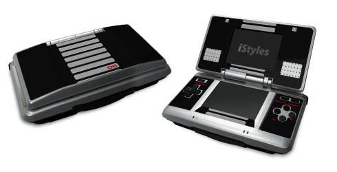 Retro Nintendo DS Skin