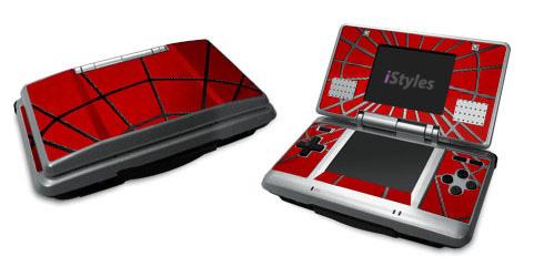 Webslinger Nintendo DS Skin