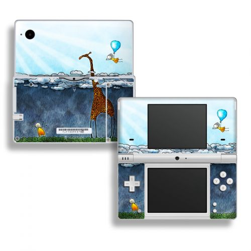 Above The Clouds Nintendo DSi Skin