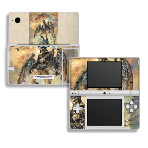 The Black Baron Nintendo DSi Skin