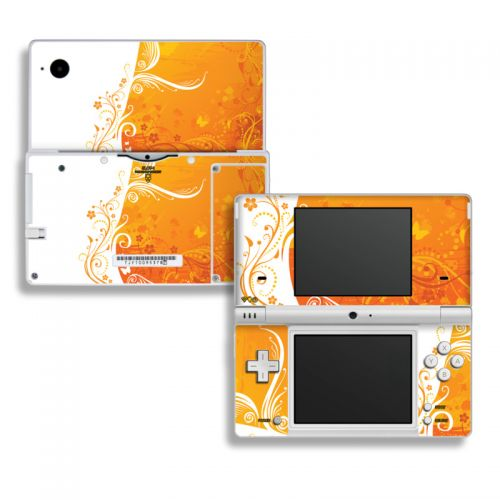 Orange Crush Nintendo DSi Skin