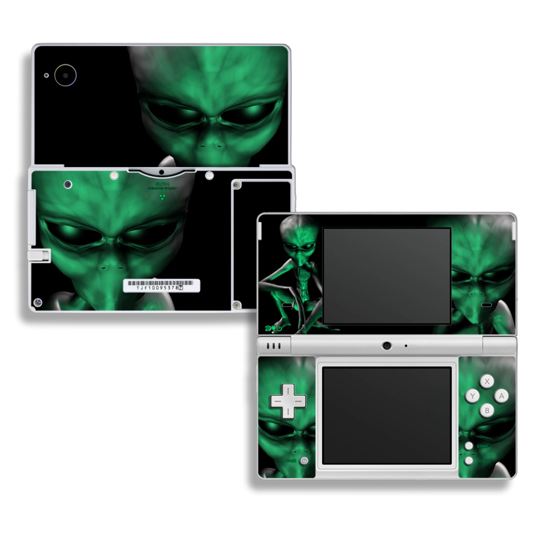 Abduction Nintendo DSi Skin