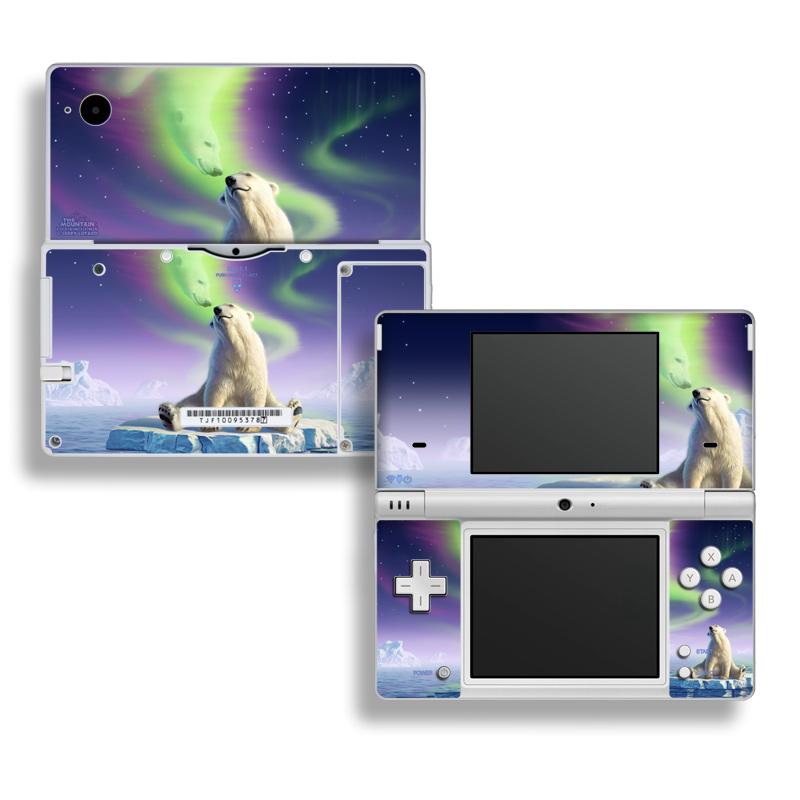 Arctic Kiss Nintendo DSi Skin