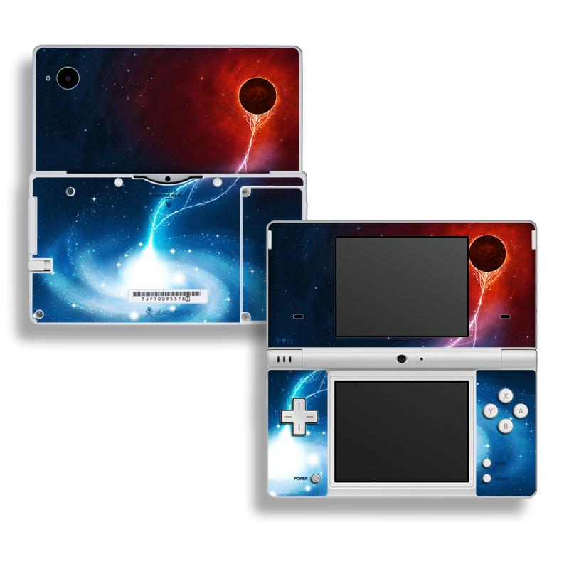 Black Hole Nintendo DSi Skin