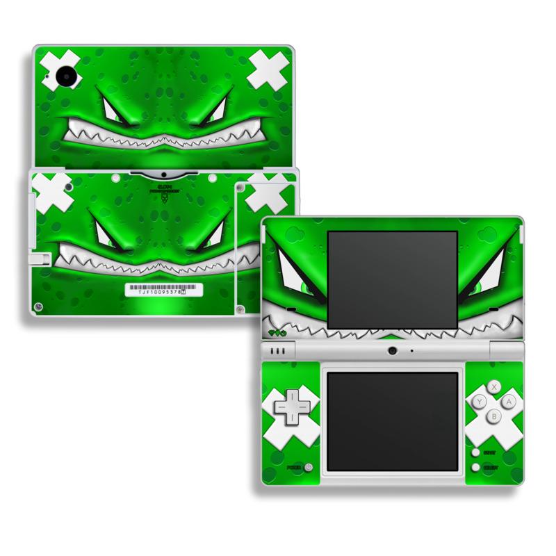 Chunky Nintendo DSi Skin