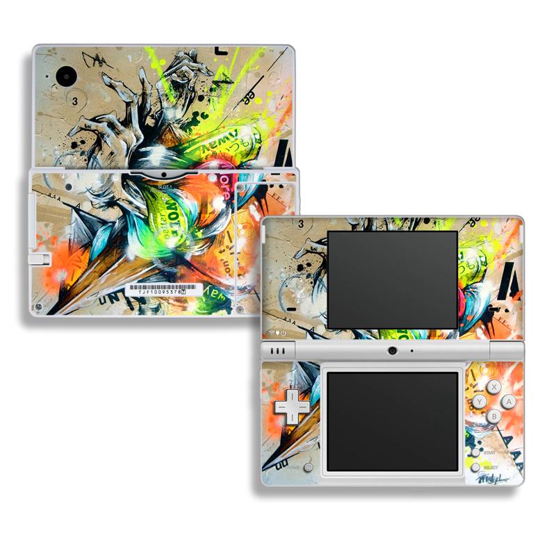 Dance Nintendo DSi Skin