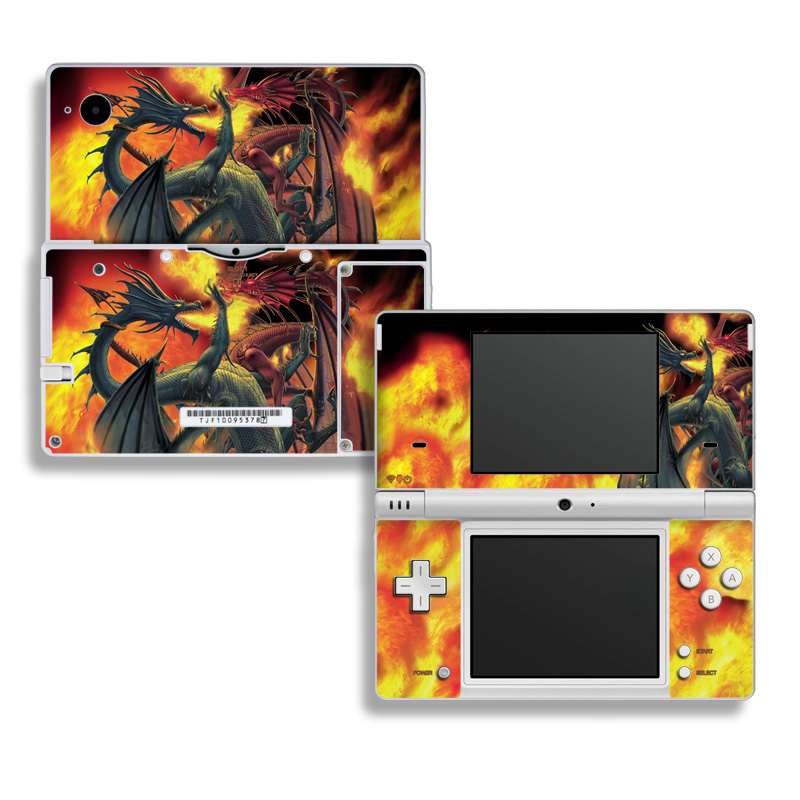 Dragon Wars Nintendo DSi Skin