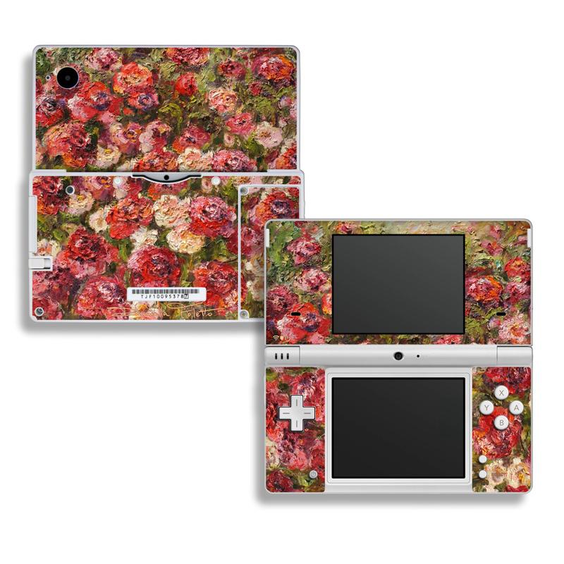 Fleurs Sauvages Nintendo DSi Skin