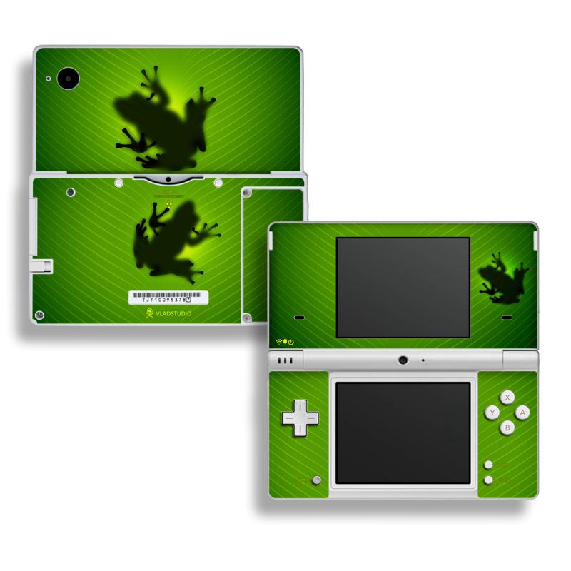 Frog Nintendo DSi Skin