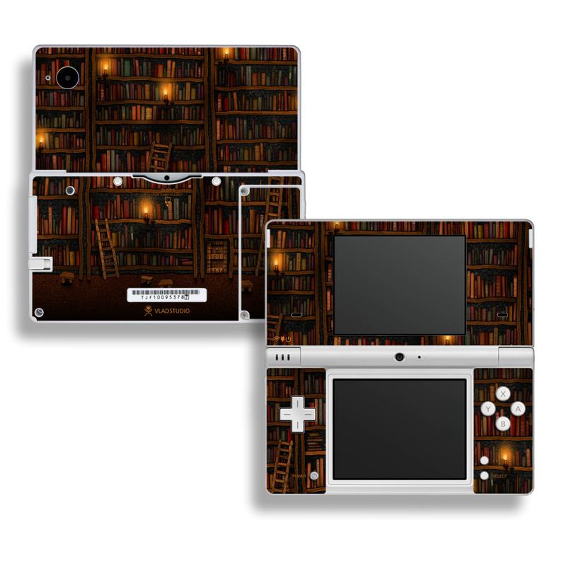 Library Nintendo DSi Skin
