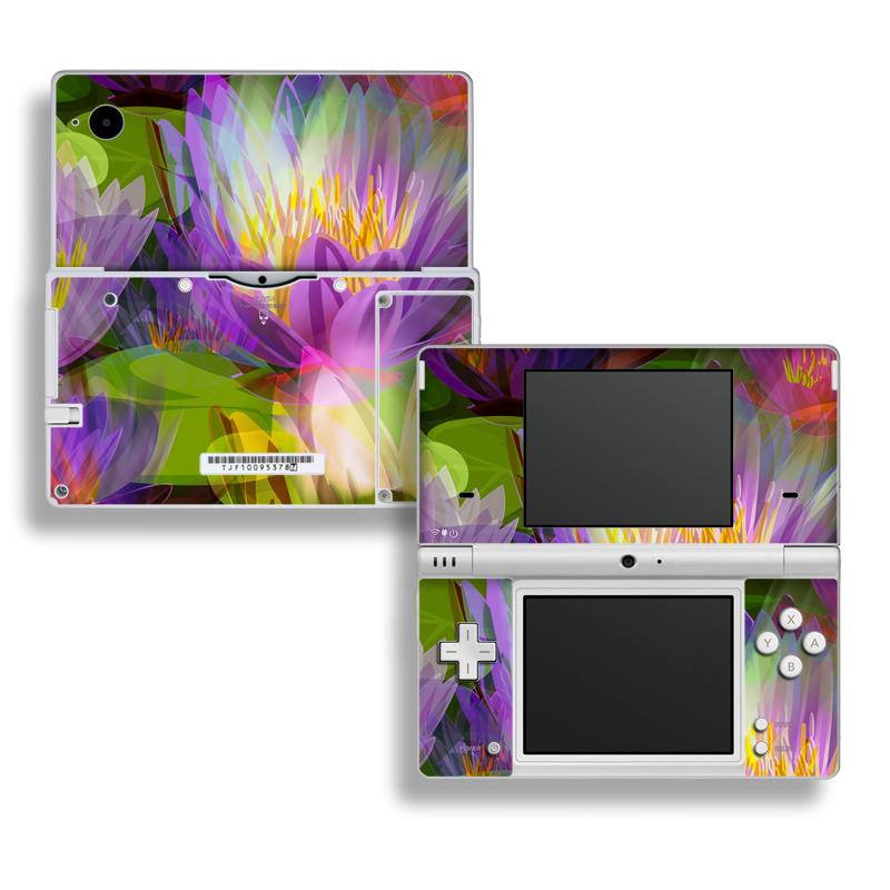 Lily Nintendo DSi Skin