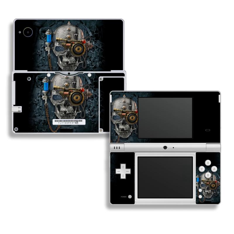 Necronaut Nintendo DSi Skin