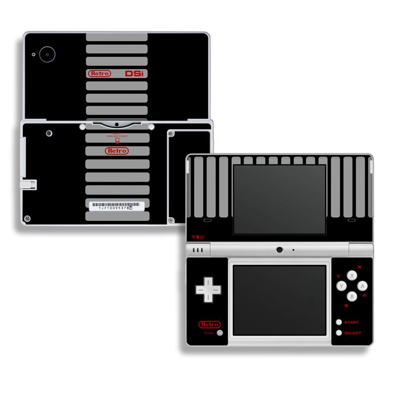 Retro Nintendo DSi Skin