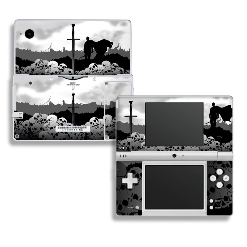 Slayer Nintendo DSi Skin
