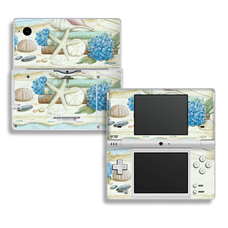 Stories of the Sea Nintendo DSi Skin
