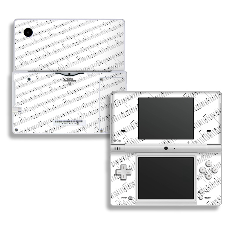 Symphonic Nintendo DSi Skin