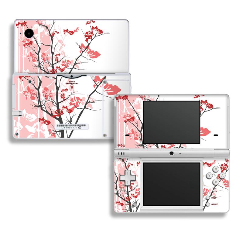 Pink Tranquility Nintendo DSi Skin