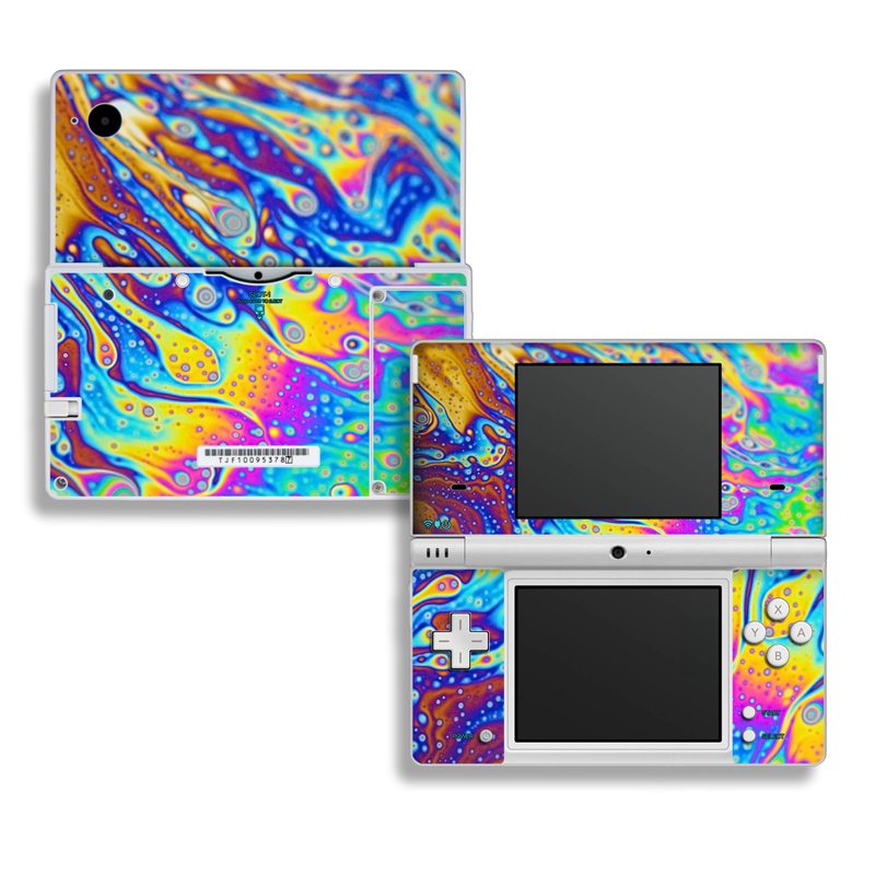 World of Soap Nintendo DSi Skin